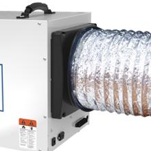 dehumidifier duct