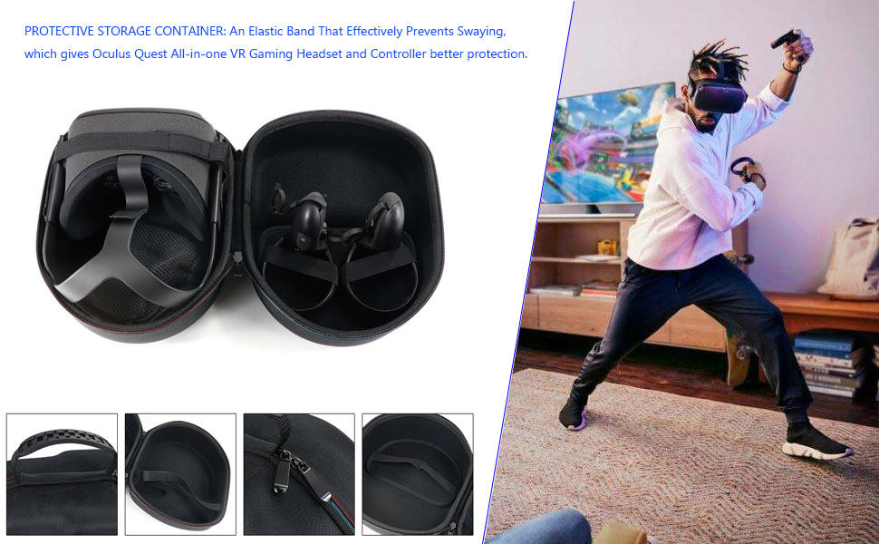 case to fit your Oculus Quest .