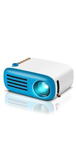 Goodee Mini Projektor Led 1080 Full Hd Unterstützt Computer Zubehör