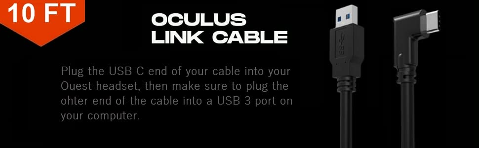 oculus pc link cable