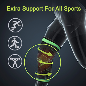 Extra Support For All Sports