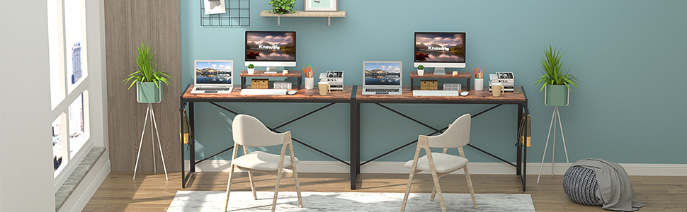 PC table home office computer desk gaming table studying writing desk folding table collapsible desk