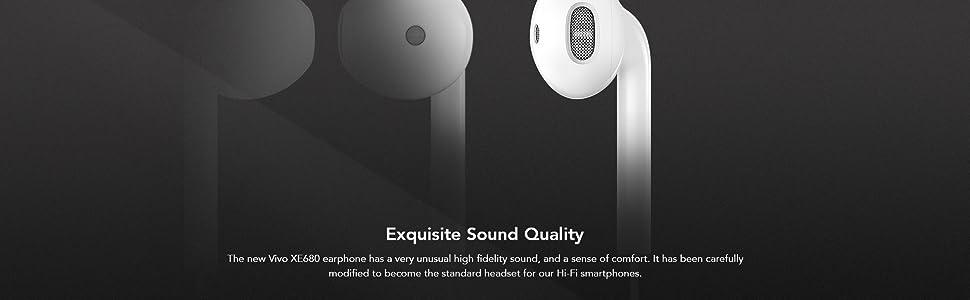 vivo earphones