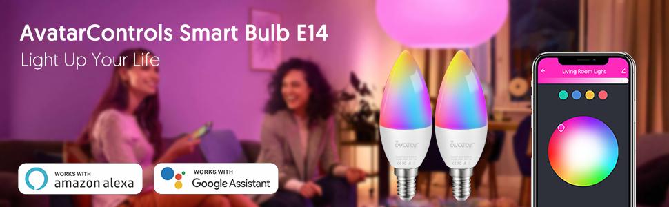 E14 SMART BULB