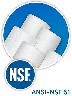 NSF ANSI-NSF 61