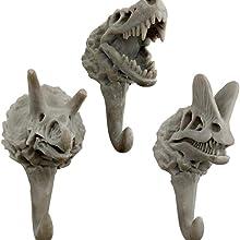 Dinosaur Hooks