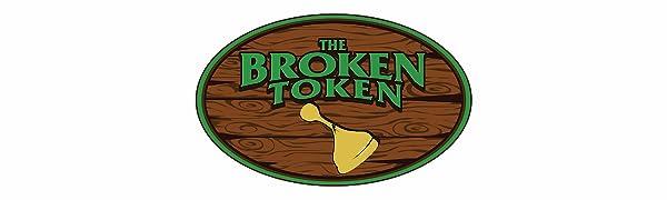 broken token logo