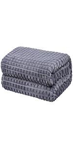 Waffle Throw Blanket