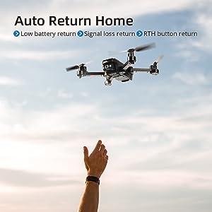 Auto Return Home