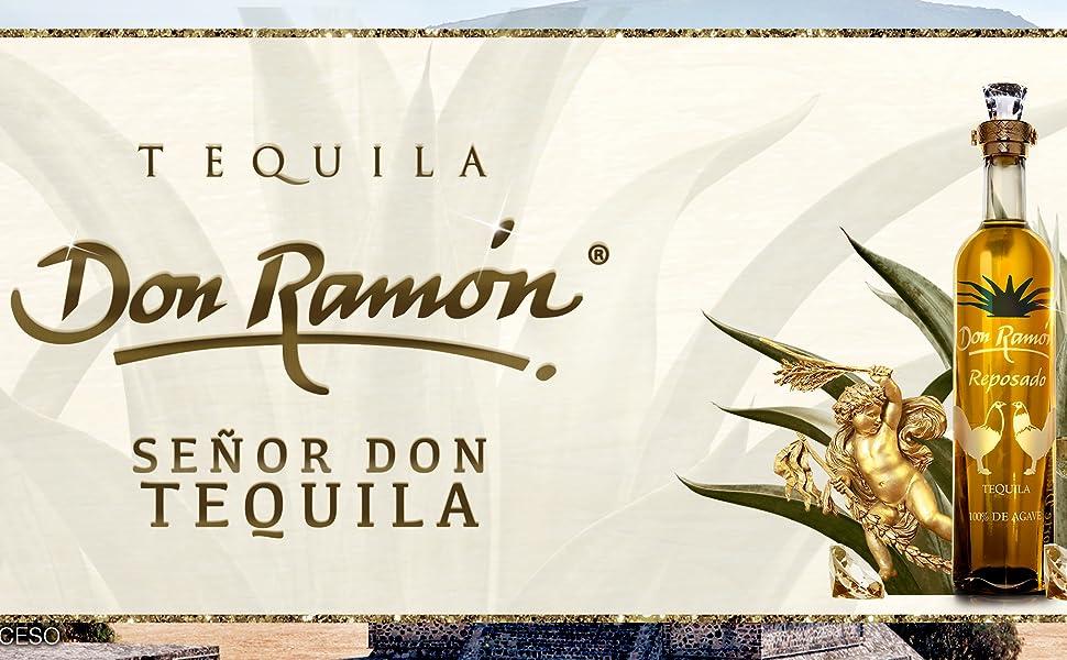 Tequila Don Ramón Reposado Punta Diamante