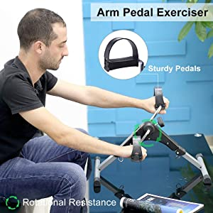 pedal cycle for exercise
