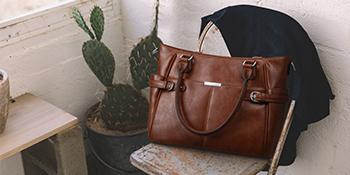 PU Leather Tote Bag for Women Large Shoulder Handbag Work Purse