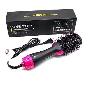 Hair Dryer Volumizer Brush