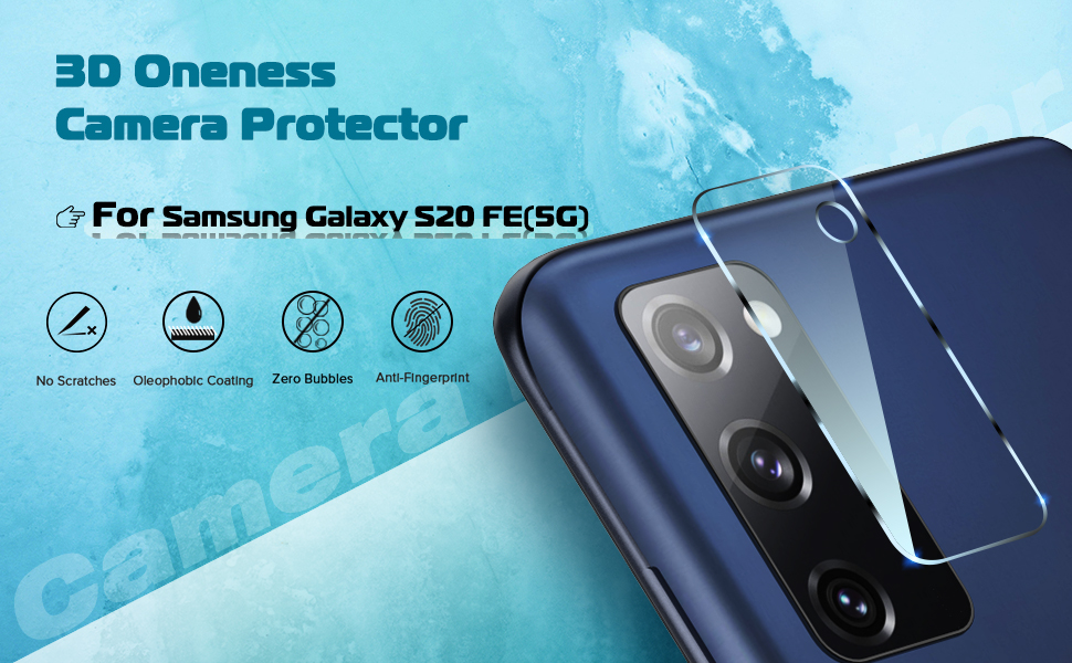 S20 FE 5G screen protector