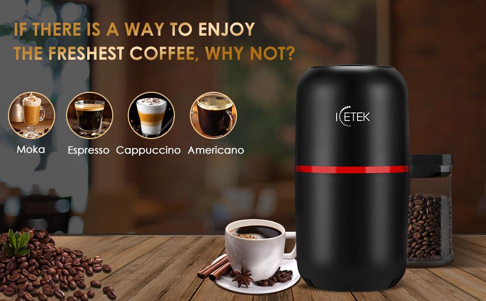 coffee grinder electric