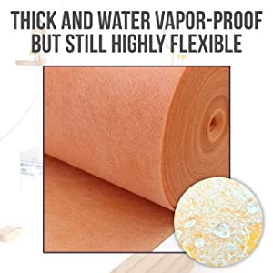 waterproof membrane strip band