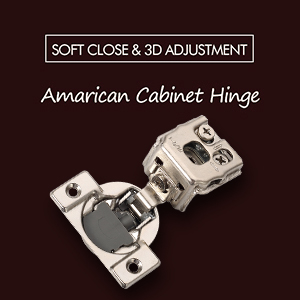 Soft Closing Cabinet Hinges