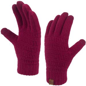soft gloves women