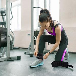 Removable weights Body balance tennis dance girls yoga aerobic heavy lifting women arm exercises