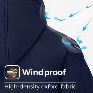 windproof jacket mens