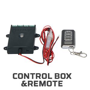 Control Box amp; Remote