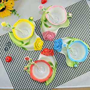 Vintage Porcelain tea cup