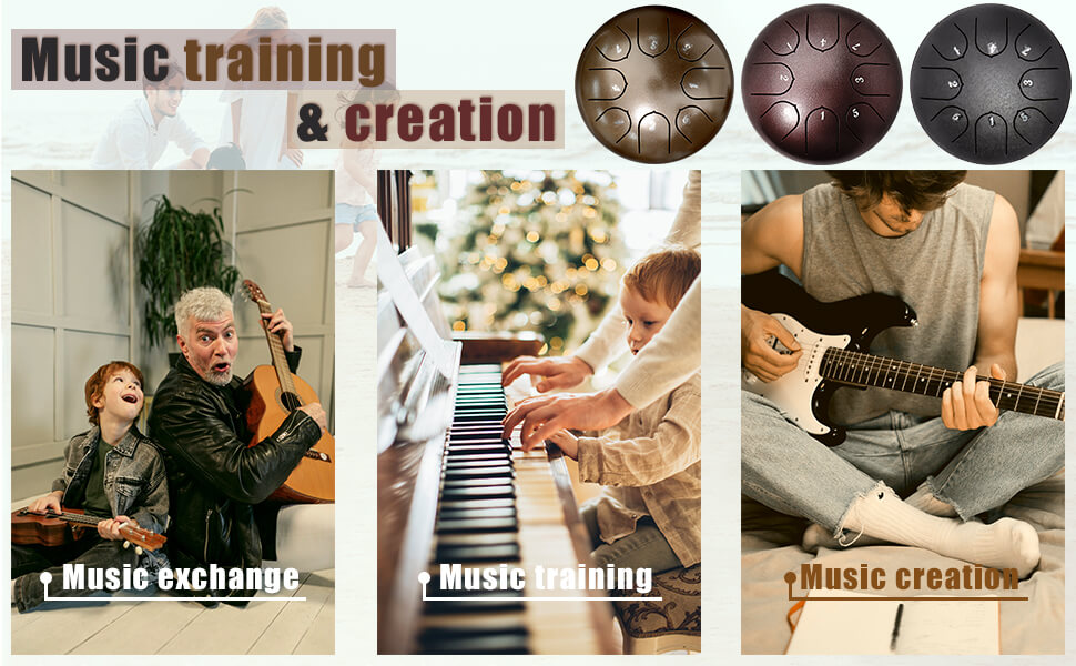 Music Educational Instruments