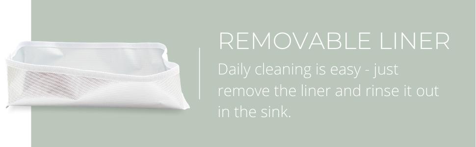 removable liner