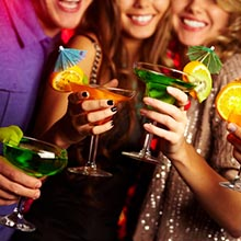 Cocktail Party Purse