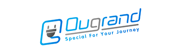 Ougrand travel adapter