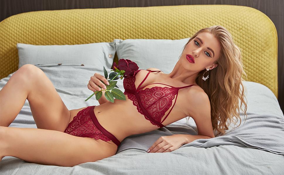 women sexy lingerie set
