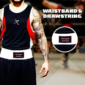 Trunks Get A Waistband & Internal Drawstring