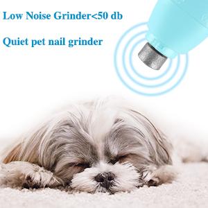 dog hair clippers dog nail grinder