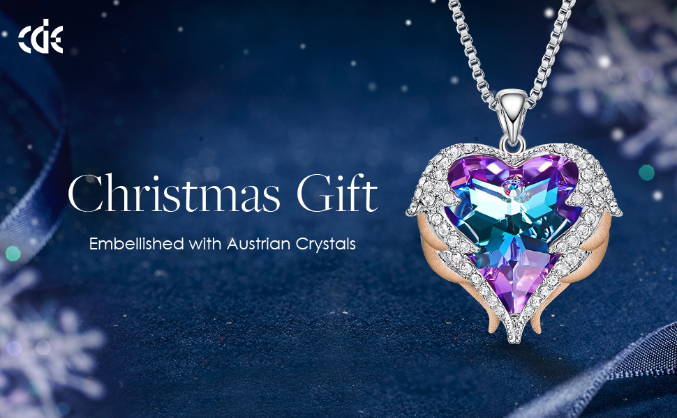 Christmas Necklace Gift christmas jewelry christmas jewelry set christmas jewelry gifts for mom