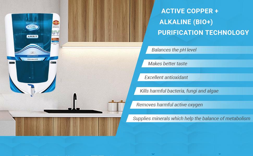 konvio,ro water purifier,RO,Copper RO