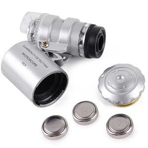 60X Microscope LED 4
