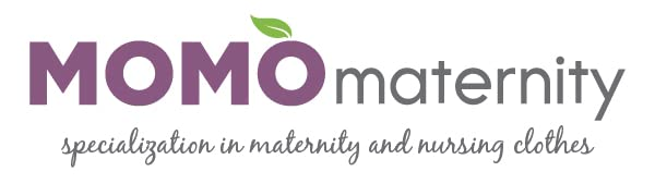 Momo Maternity Logo Block
