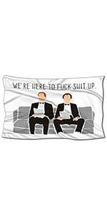 Step Brothers Interview Flag