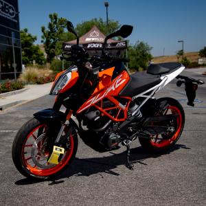 Slacker Digital Suspension Tuner V4 for Street and Sport Bikes