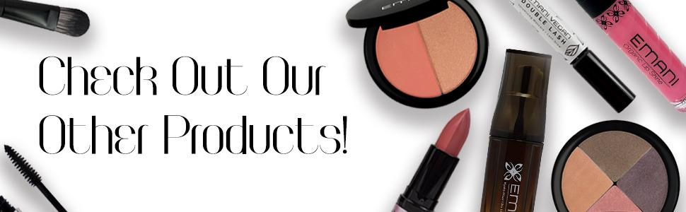 Emani vegan cosmetics natural makeup gluten free sensitive skin eye shadow