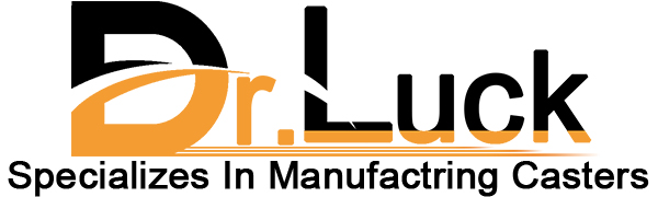 dr.luck caster banner specializes in manufactring casters