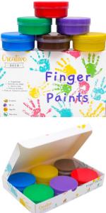 Pinturas de Dedos