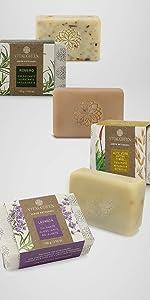 Aloe Vera avena miel lavanda Romero jabones artesanales aceites esenciales beleza cuidado personal