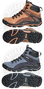 rockrooster hiking boots KS257 KS258