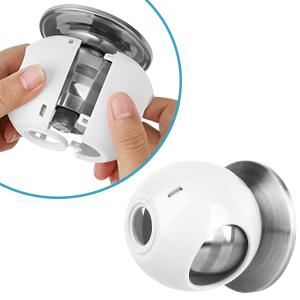 baby door knob toddler doorknob cover child safety knob covers round door knob cover