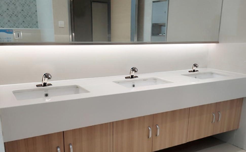 Bathroom Sensor Faucet