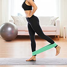 exercise band for women