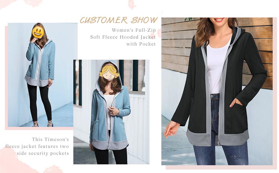 women fleece jacket for leggings