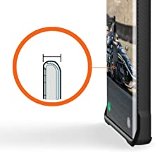 6.1 thin slim armor 2019 heavy duty ultra premium cover shockproof tpu body protective leather