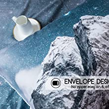 envelope pillow cases
